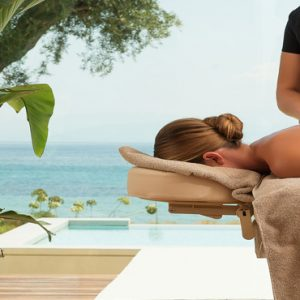 Greece Honeymoon Packages Domes Miramare, Corfu Spa Suite