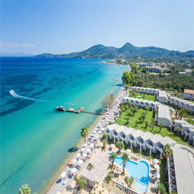 Greece Honeymoon Packages Domes Miramare, Corfu Thumbnail