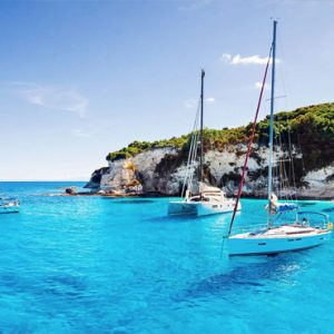 Greece Honeymoon Packages Domes Miramare, Corfu Yacht Excursion