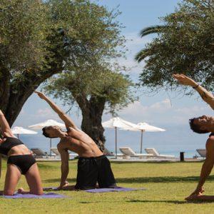 Greece Honeymoon Packages Domes Miramare, Corfu Yoga