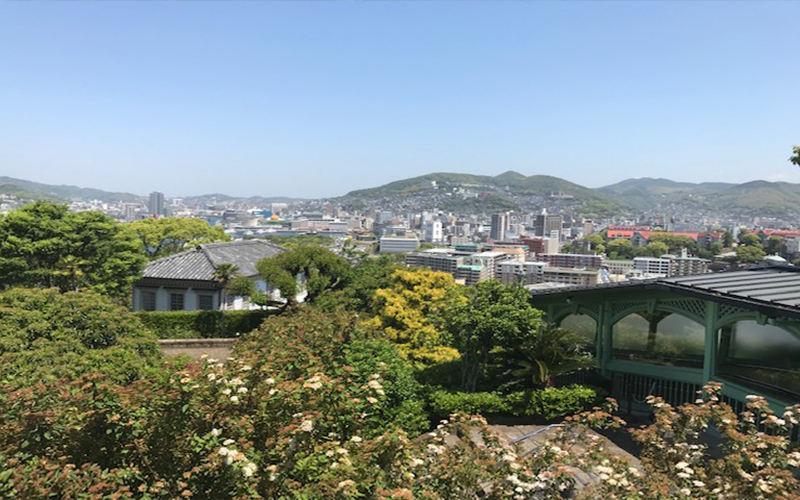 Holly's Japan Experience Glover Garden