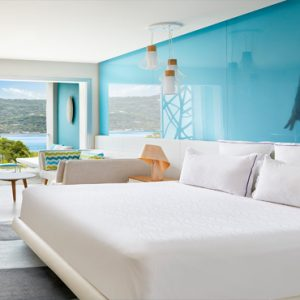 Jamaica Honeymoon Packages Breathless Montego Bay Resort & Spa Allure Junior Suite Tropical View