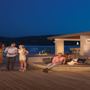 Jamaica Honeymoon Packages Breathless Montego Bay Resort & Spa Altitude Deck