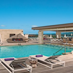 Jamaica Honeymoon Packages Breathless Montego Bay Resort & Spa Altitude Rooftop Bar