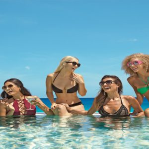 Jamaica Honeymoon Packages Breathless Montego Bay Resort & Spa Altitude Infinity Pool