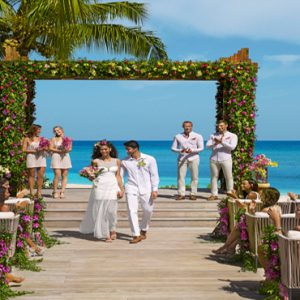 Jamaica Honeymoon Packages Breathless Montego Bay Resort & Spa Beach Wedding