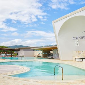 Jamaica Honeymoon Packages Breathless Montego Bay Resort & Spa Freestyle Pool Area