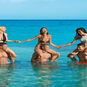 Jamaica Honeymoon Packages Breathless Montego Bay Resort & Spa Friends At Sea