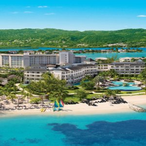 Jamaica Honeymoon Packages Breathless Montego Bay Resort & Spa Hotel Exterior Beach Area
