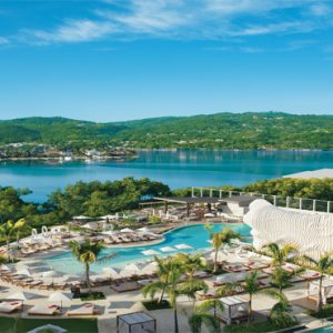 Jamaica Honeymoon Packages Breathless Montego Bay Resort & Spa Hotel Overview
