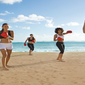 Jamaica Honeymoon Packages Breathless Montego Bay Resort & Spa Kickboxing