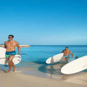 Jamaica Honeymoon Packages Breathless Montego Bay Resort & Spa Paddleboarding