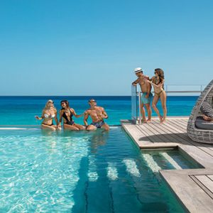 Jamaica Honeymoon Packages Breathless Montego Bay Resort & Spa Pool1