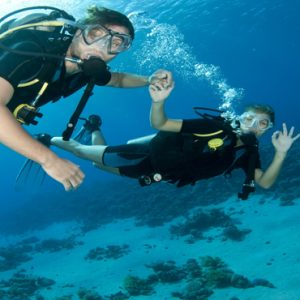Jamaica Honeymoon Packages Breathless Montego Bay Resort & Spa Scuba Diving Excursion