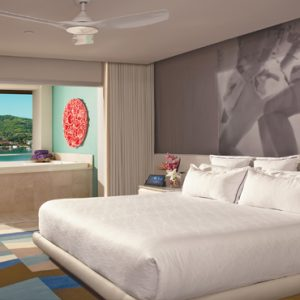Jamaica Honeymoon Packages Breathless Montego Bay Resort & Spa Xhale Club Master Suite Ocean View