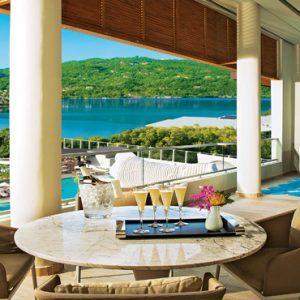 Jamaica Honeymoon Packages Breathless Montego Bay Resort & Spa Xhale Club Presidential Suite