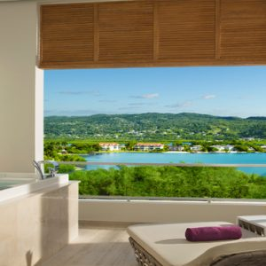 Jamaica Honeymoon Packages Breathless Montego Bay Resort & Spa Xhale Club Presidential Suite6