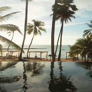 Koh Samui Honeymoon Packages Belmond Napasai Pool View