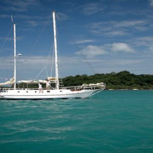 Koh Samui Honeymoon Packages Belmond Napasai Sailing