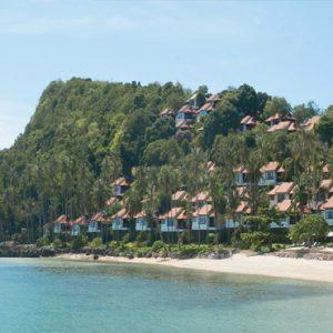 Koh Samui Honeymoon Packages Belmond Napasai Hotel Exterior