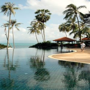 Koh Samui Honeymoon Packages Belmond Napasai Swimming Pool
