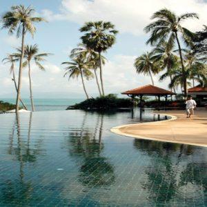 Koh Samui Honeymoon Packages Belmond Napasai Swimming Pool