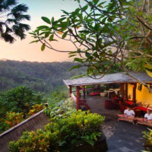 Luxury Bali Honeymoon Packages Kupa Kupa Barong Villas La View Restaurant 2