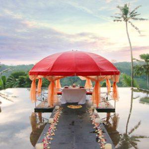 Luxury Bali Honeymoon Packages Kupa Kupa Barong Villas La View Restaurant 3