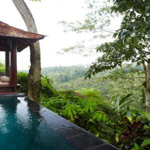 Luxury Bali Honeymoon Packages Kupu Kupu Barong Villas 2 Bedroom Family Pool Villa 2