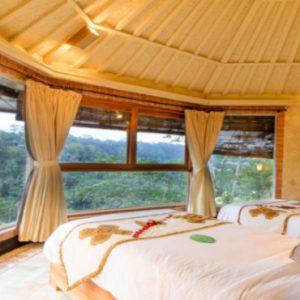 Luxury Bali Honeymoon Packages Kupu Kupu Barong Villas 2 Bedroom River View Pool Villa 2