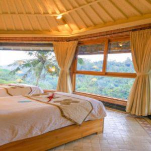 Luxury Bali Honeymoon Packages Kupu Kupu Barong Villas 2 Bedroom River View Pool Villa 4