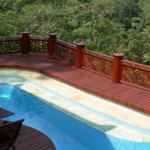 Luxury Bali Honeymoon Packages Kupu Kupu Barong Villas 2 Bedroom River View Pool Villa