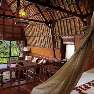 Luxury Bali Honeymoon Packages Kupu Kupu Barong Villas Duplex Pool Villa 1