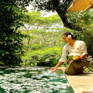 Luxury Bali Honeymoon Packages Kupu Kupu Barong Villas Duplex Pool Villa