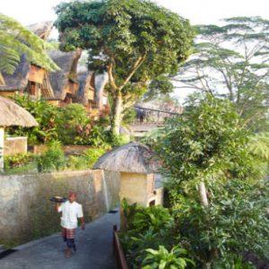 Luxury Bali Honeymoon Packages Kupu Kupu Barong Villas Duplex Villa 1