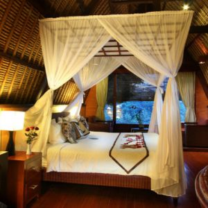 Luxury Bali Honeymoon Packages Kupu Kupu Barong Villas Duplex Villa 2