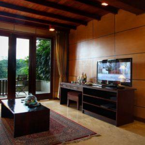 Luxury Bali Honeymoon Packages Kupu Kupu Barong Villas Duplex Villa 3