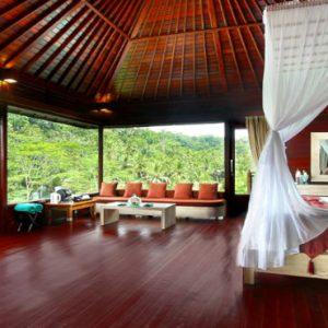 Luxury Bali Honeymoon Packages Kupu Kupu Barong Villas River Front Pool Villa 2