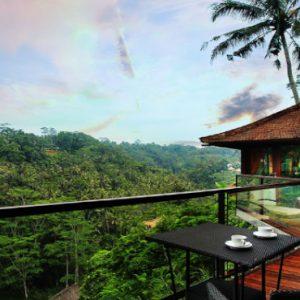 Luxury Bali Honeymoon Packages Kupu Kupu Barong Villas River View Pool Villa 1