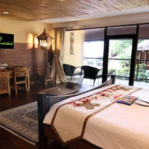 Luxury Bali Honeymoon Packages Kupu Kupu Barong Villas Triple Pool Access 1