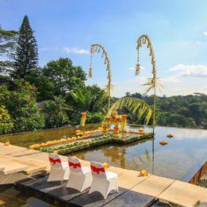 Luxury Bali Honeymoon Packages Kupu Kupu Barong Villas Wedding 1