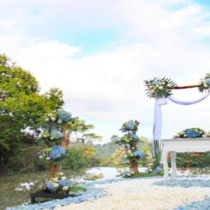 Luxury Bali Honeymoon Packages Kupu Kupu Barong Villas Wedding