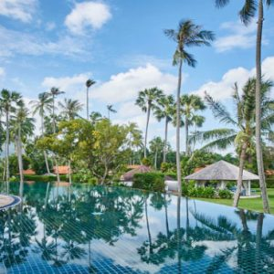 Luxury Koh Samui Honeymoon Packages Belmond Napasai Beach & Pool