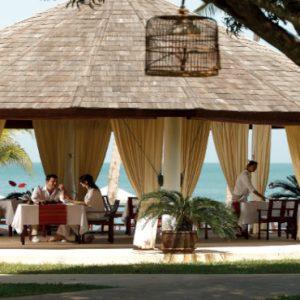 Luxury Koh Samui Honeymoon Packages Belmond Napasai Dining