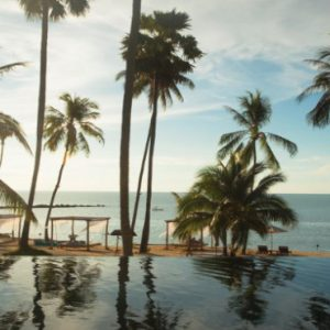 Luxury Koh Samui Honeymoon Packages Belmond Napasai Infinity Pool