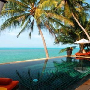 Luxury Koh Samui Honeymoon Packages Belmond Napasai Pool View 1
