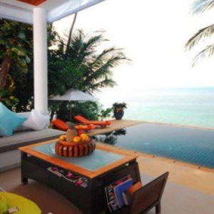 Luxury Koh Samui Honeymoon Packages Belmond Napasai Pool View