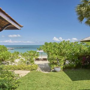 Luxury Koh Samui Honeymoon Packages Belmond Napasai Sea View
