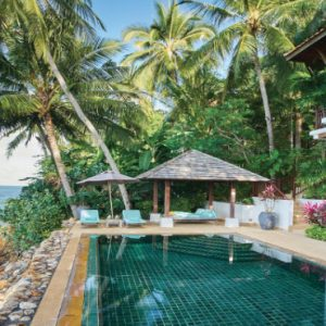 Luxury Koh Samui Honeymoon Packages Belmond Napasai Villa Pool