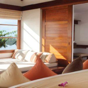 Luxury Koh Samui Honeymoon Packages Belmond Napsai Oceanfront Villa 1